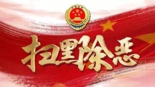 """天津通报17起黑恶势力""""保护伞""""案例"""